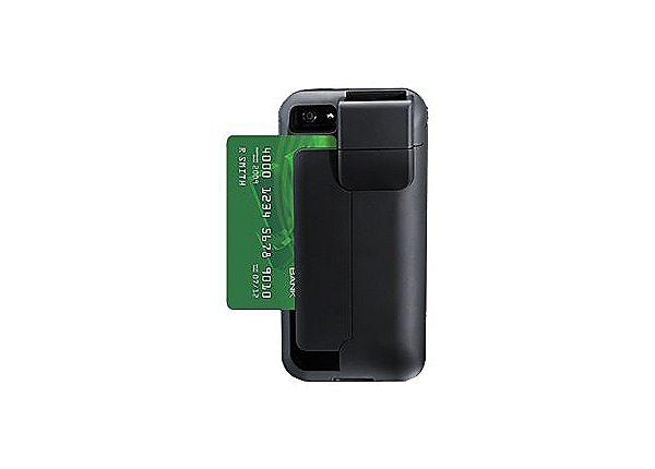 Infinite Peripherals Linea Pro 5 - barcode / magnetic card reader for cellu