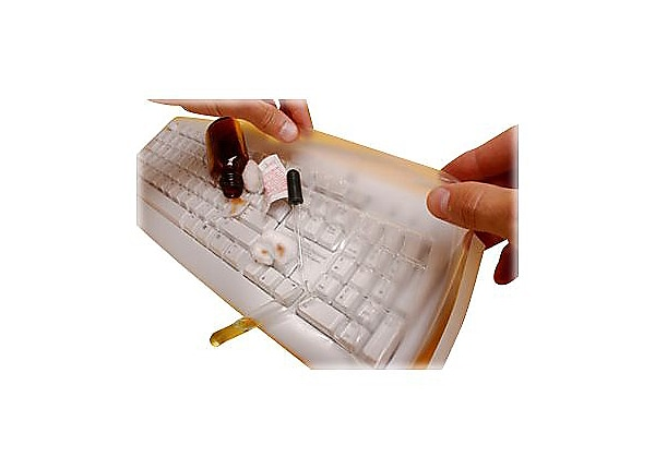 Viziflex Biosafe keyboard cover