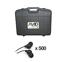 Avid AE-215 Earphone 500 Classroom Pack