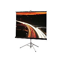 Draper Diplomat/R projection screen with tripod