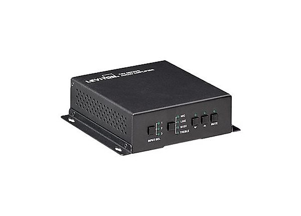 Leviton Mixing Audio Amplifier - amplifier