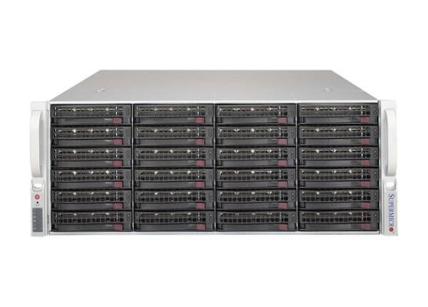Supermicro SC846 BE2C-R1K03JBOD - rack-mountable - 4U