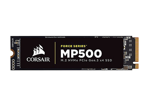 CORSAIR Force Series MP500 - solid state drive - 480 GB - PCI Express 3.0 x