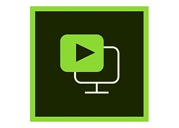 Adobe Presenter Video Express for Teams - Team Licensing Subscription New (