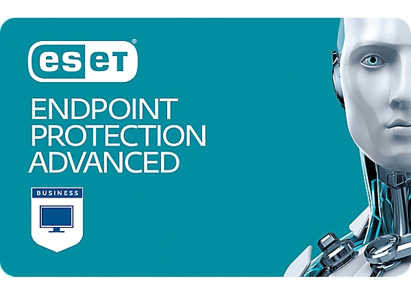 ESET Endpoint Protection Advanced - subscription license (3 years) - 1 seat