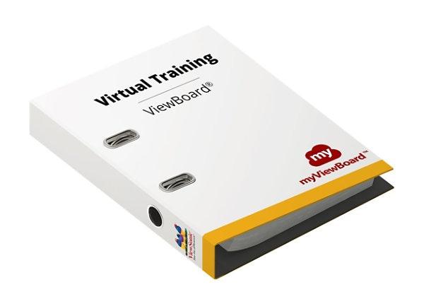 ViewBoard Professional Development Webinar - web-based training