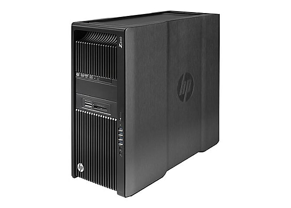 HP Workstation Z840 - tower - Xeon E5-2630V3 2.4 GHz - 32 GB - 1 TB - US