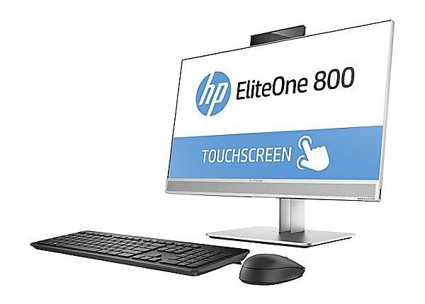 HP EliteOne 800 G3 - all-in-one - Core i5 6500 3.2 GHz - 16 GB - 256 GB - L