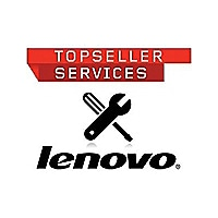Lenovo TopSeller MaX Support - extended service agreement - 5 years - on-si