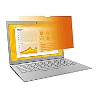"""3M™ Gold Privacy Filter for 15.4"""" Widescreen Laptop (16:10)"""