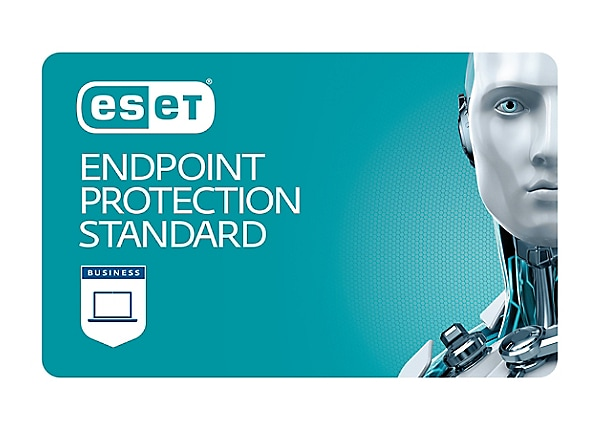 ESET Endpoint Protection Standard - subscription license (1 year) - 1 seat