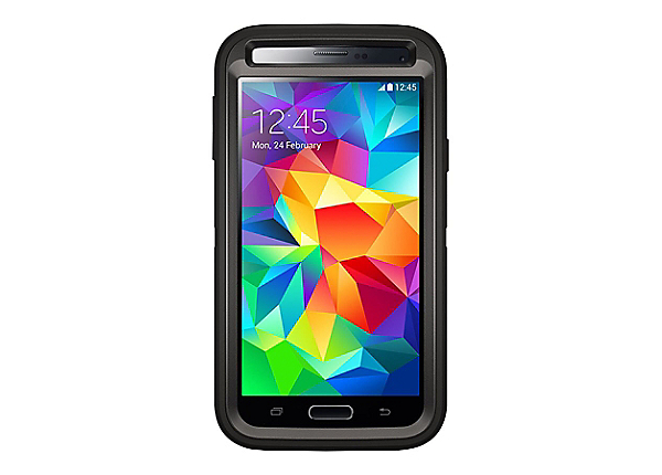 OtterBox Defender for Samsung Galaxy S5 Pro Pack - Black