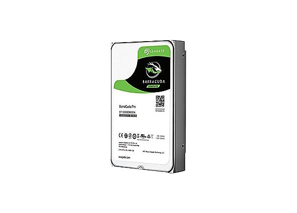 Seagate Barracuda Pro ST8000DM0004 - hard drive - 8 TB - SATA 6Gb/s