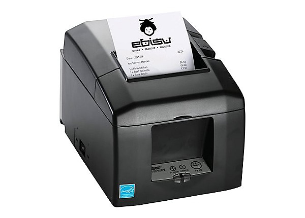 Star TSP 654IIE3-24 - receipt printer - B/W - direct thermal