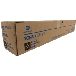 Konica Minolta TN-319K - black - original - toner cartridge