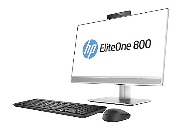 HP EliteOne 800 G3 - all-in-one - Core i5 7500 3.4 GHz - 8 GB - 256 GB - LE