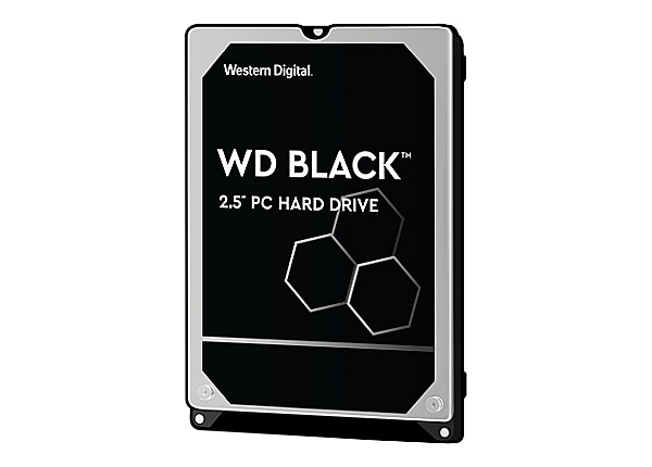 WD Black Performance Hard Drive WD5000LPLX - hard drive - 500 GB - SATA 6Gb