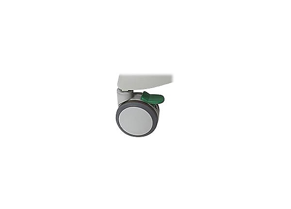 """Capsa Healthcare 4"""" Directional Casters - mounting component"""