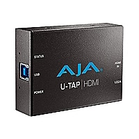 AJA U-TAP HDMI - video capture adapter - USB 3.0