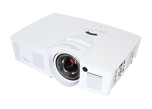 Optoma GT1080Darbee - DLP projector - portable - 3D