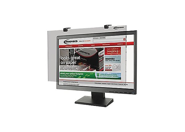 Innovera Protective Antiglare LCD Monitor Filter - display screen filter -