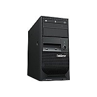 Lenovo ThinkServer TS150 - tower - Xeon E3-1225V6 3.3 GHz - 8 GB