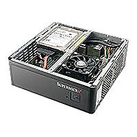 Supermicro SuperServer 1019S-MP - Mini-ITX Box PC - Xeon E3-1515MV5 - 0 GB