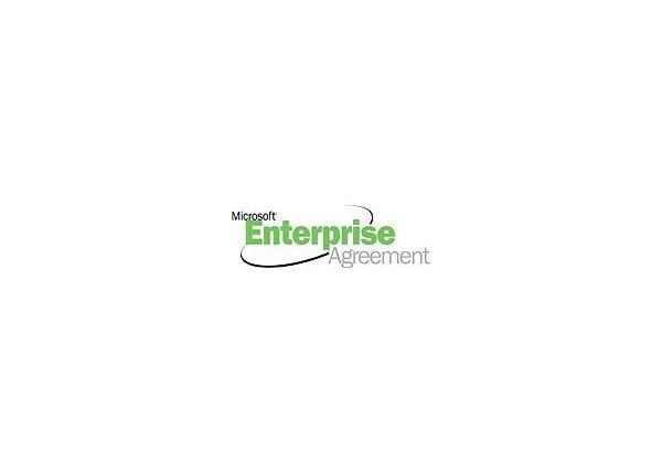 Microsoft Windows Server Standard Edition - license & software assurance -