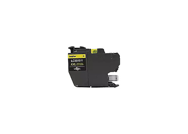 Brother LC3019Y - XXL size - yellow - original - ink cartridge