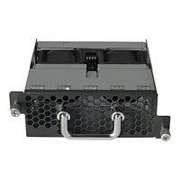 HPE Back to Front Airflow Fan Tray - network device fan tray
