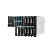 HPE Synergy 12000 Frame with 1x Frame Link Module 2x Power Supplies