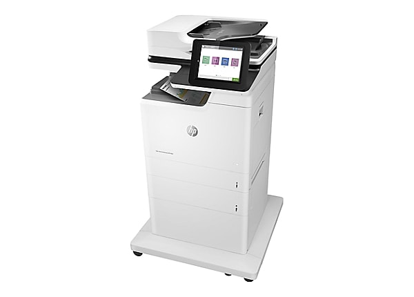 HP LaserJet Enterprise MFP M681f - multifunction printer - color