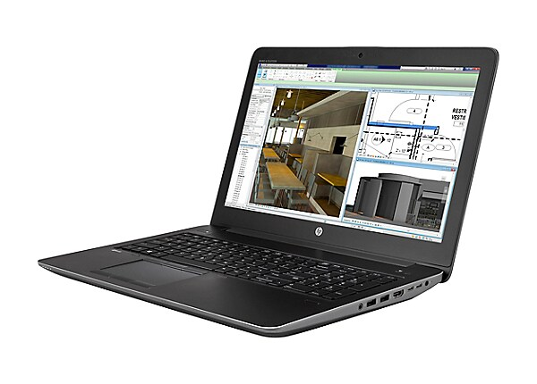 Hp Zbook 15 G4 Mobile Workstation 15 6 Core I5 7300hq 8 Gb