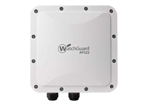 WatchGuard AP322 - wireless access point - WatchGuard Trade-Up Program - wi