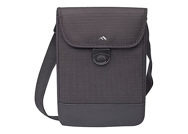 Brenthaven Tred Vertical Messenger Bag - notebook carrying shoulder bag