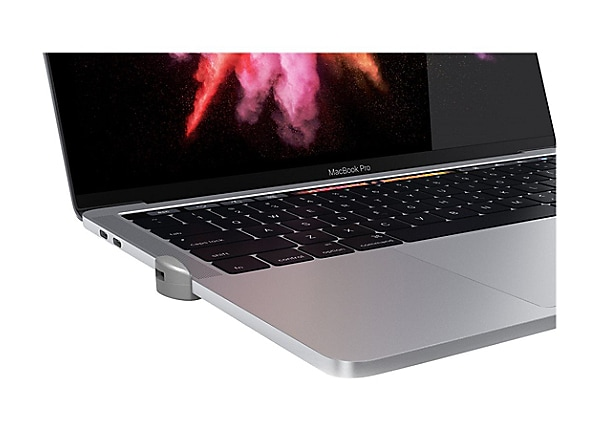 Compulocks MacBook Pro Touch Bar Lock Adapter (Cable Lock Not Included) sec