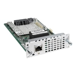 Cisco Fourth-Generation Multi-flex Trunk Voice/Clear-channel Data T1/E1 Mod