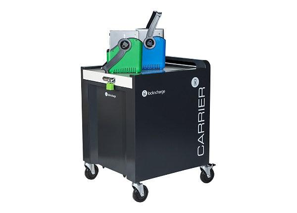Carrier 30 Cart™ - Chromebook, Laptop, iPad, Tablet