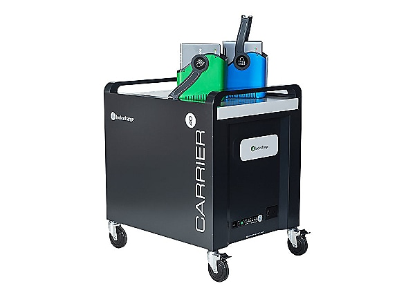 LocknCharge Carrier 40 Cart™ -  Chromebook, Laptop, iPad, Tablet