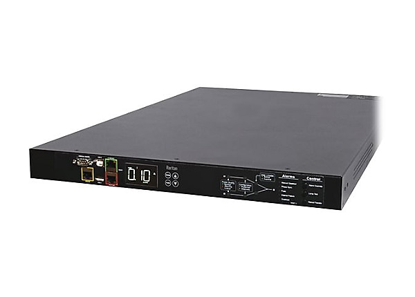 Raritan Rack Transfer Switches PX3TS-1469R - power control unit - 5800 VA