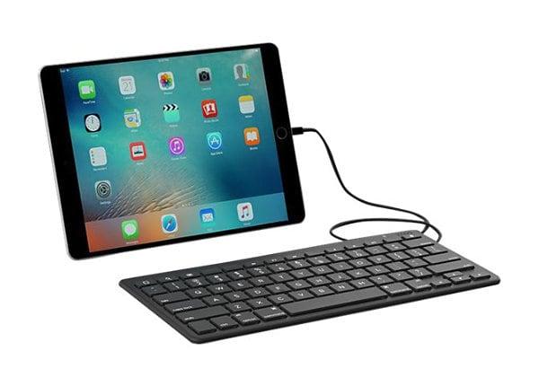 ZAGG Wired iPad Keyboard