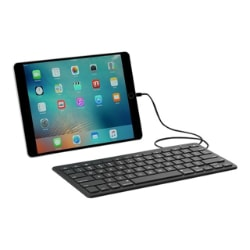 ZAGG Wired iPad Keyboard