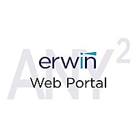 erwin Web Portal - license + 1 Year Enterprise Maintenance - 15 concurrent