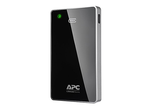 APC Mobile Power Pack M12BK - power bank Li-pol
