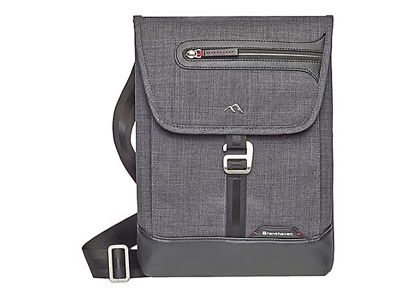 Brenthaven Collins Vertical Messenger - notebook carrying shoulder bag