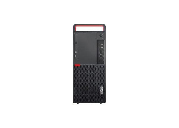 Lenovo ThinkCentre M910t - tower - Core i5 7500 3.4 GHz - 8 GB - 256 GB