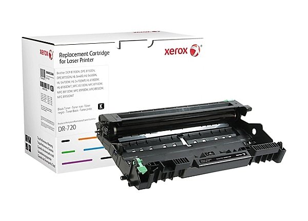 Xerox Brother HL-5470/5470DW - black - drum kit (alternative for: Brother D