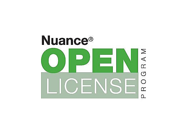 Nuance User Management Center - subscription license (1 year) - 1 user