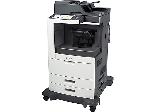 Lexmark MX810DFE 55ppm Monochrome Multifunction Printer