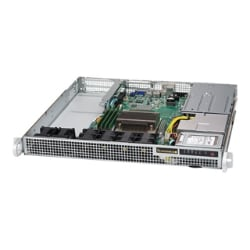 Supermicro SuperServer 1019S-WR - rack-mountable - no CPU - 0 GB
